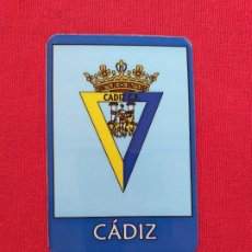 Coleccionismo Calendarios: AÑO 2020 - FUTBOL - ESCUDO DEL CADIZ C.F.. Lote 176506589