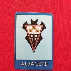 Coleccionismo Calendarios: AÑO 2020 - FUTBOL - ESCUDO DEL ALBACETE C.F.. Lote 176506624