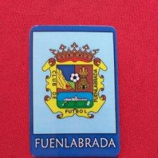 Coleccionismo Calendarios: AÑO 2020 - FUTBOL - ESCUDO DEL C.F. FUENLABRADA. Lote 176506709