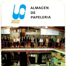Coleccionismo Calendarios: CALENDARIO FOURNIER 1991 ALMACÉN DE PAPELERÍA (OVIEDO). Lote 176925843