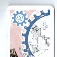 Coleccionismo Calendarios: CALENDARIO FOURNIER. 1968. CARLOS NAVARRO. Lote 176930275
