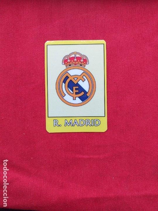 AÑO 2020 - FUTBOL - ESCUDO DEL REAL MADRID C. F. (Coleccionismo - Calendarios)