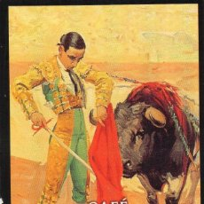 Coleccionismo Calendarios: CALENDARIO DE PUBLICIDAD 2012 CAFÉ ESPAÑA. Lote 195063812