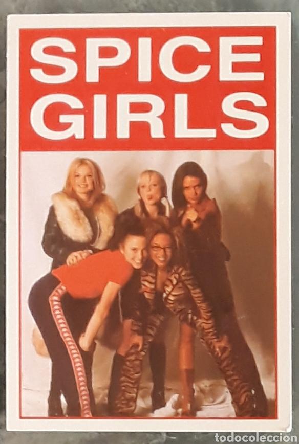 CALENDARIO SPICE GIRLS (Coleccionismo - Calendarios)