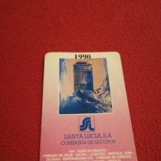 Coleccionismo Calendarios: CALENDARIO FOURNIER AÑO 1990. Lote 178136092
