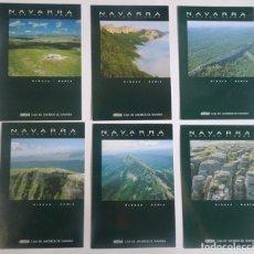 Coleccionismo Calendarios: LOTE DE 6 CALENDARIOS DE BOLSILLO, CAJA DE AHORROS DE NAVARRA , DIFERENTES ,AÑO 99 , VER FOTOS. Lote 178206743