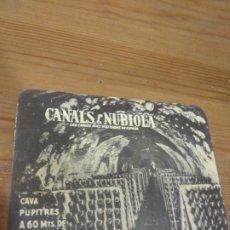 Coleccionismo Calendarios: CALENDARIO 1967 CAVA CANALS & NUBIOLA, SA - A. Lote 178885477