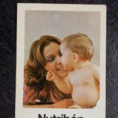 Coleccionismo Calendarios: CALENDARIO DE BOLSILLO - NUTRIBEN - AÑO 1979. Lote 179075056