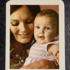 Coleccionismo Calendarios: CALENDARIO DE BOLSILLO - NUTRIBEN - LABORATORIOS ALTER - AÑO 1974. Lote 179076550