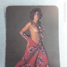 Coleccionismo Calendarios: CALENDARIO DE BOLSILLO - SEÑORITAS Y CHICAS, ERÓTICOS - SERIE GRAY - AÑO 1977 - BAR LOS RAFAELES. Lote 179128642
