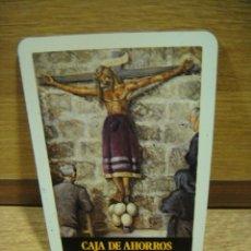 Coleccionismo Calendarios: CALENDARIO CAJA DE AHORROS DEL CIRCULO CATOLICO AÑO1982 - FOURNIER. Lote 179204177