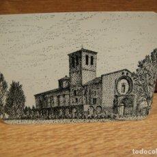 Coleccionismo Calendarios: CALENDARIO FRATERNIDAD CRISTIANA DE ENFERMOS - HUESCA AÑO 1983. Lote 179204436