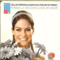 Coleccionismo Calendarios: CALENDARIO DE BOLSILLO - 2008 - TRODAT. Lote 179549858