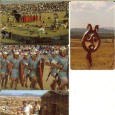 Coleccionismo Calendarios: 5 CALENDARIOS DE BOLSILLO - 2008 - BAR GOYO - GARRAY (SORIA). Lote 179550166