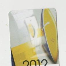 Coleccionismo Calendarios: LOTE C CALENDARIO FEVE 2002. Lote 218243333