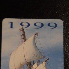 Coleccionismo Calendarios: .1 CALENDARIO DE **. BANCO ATLANTICO ** AÑO 1999. Lote 180187283