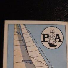 Coleccionismo Calendarios: .1 CALENDARIO DE **. BANCO ATLANTICO ** AÑO 1984. Lote 180187412