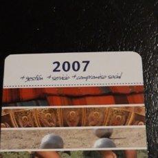 Coleccionismo Calendarios: 1 CALENDARIO DE ** CAIXA LAIETANA ** AÑO 2007. Lote 180189175