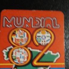 Coleccionismo Calendarios: 1 CALENDARIO DE ** MUNDIAL 82 . ESPAÑA ** AÑO 1982 . Lote 180191331