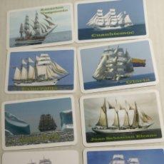 Coleccionismo Calendarios: NAIPES COMAS. Lote 180224122