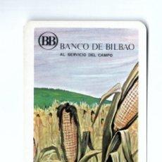 Coleccionismo Calendarios: CALENDARIO FOURNIER. 1971. BANCO BILBAO AGRICULTOR. Lote 180349202