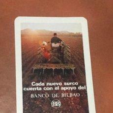 Coleccionismo Calendarios: CALENDARIO FOURNIER 1973. BANCO DE BILBAO. Lote 180488502