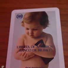 Coleccionismo Calendarios: CALENDARIO FOURNIER, PUBLICIDAD BANCO BILBAO , 1974 , ORIGINA. Lote 180488901