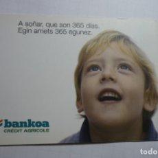 Coleccionismo Calendarios: CALENDARIO BANKOA 2005. Lote 180507313