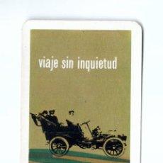 Coleccionismo Calendarios: CALENDARIO FOURNIER. 1972. BANCO DE BILBAO. CHEQUES. Lote 180866181