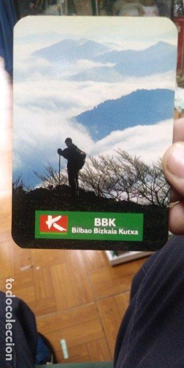 CALENDARIO BBK 1994 (Coleccionismo - Calendarios)