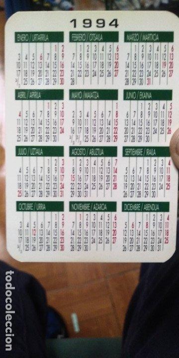 Coleccionismo Calendarios: Calendario BBK 1994 - Foto 2 - 180963648