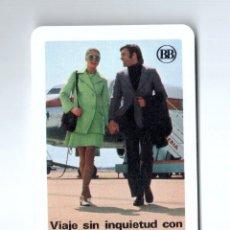Coleccionismo Calendarios: CALENDARIO FOURNIER. 1973. BANCO DE BILBAO. CHEQUES. Lote 181031103