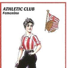 Coleccionismo Calendarios: CALENDARIO BOLSILLO ATHLETIC CLUB BILBAO 2020. FUTBOL FEMENINO. NUEVO. FUTBOL.. Lote 181205352