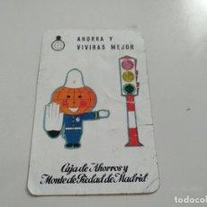 Coleccionismo Calendarios: ANTIGUO CALENDARIO FOURNIER 1967 CAJA AHORROS. Lote 181505626