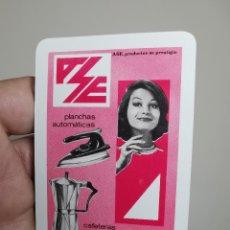 Coleccionismo Calendarios: CALENDARIO DE BOLSILLO ASE-MATERIAL ELECTRODOMESTICO EIBAR --1965 FOURNIER REF-ZZ. Lote 183200008