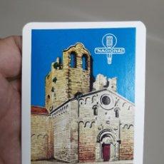 Coleccionismo Calendarios: CALENDARIO DE BOLSILLO IGLESIA SAN PABLO DEL CAMPO BARCELONA-1964-- BOMBILLAS NACIONAL --- REF-ZZ. Lote 183201057