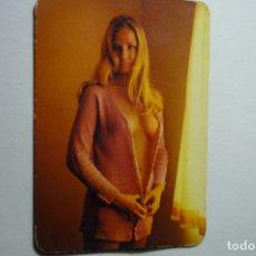 Coleccionismo Calendarios: CALENDARIO DESNUDO FEMENINO 1974. Lote 183500902
