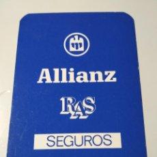 Coleccionismo Calendarios: CALENDARIO ALLIANZ 1990. Lote 183502215