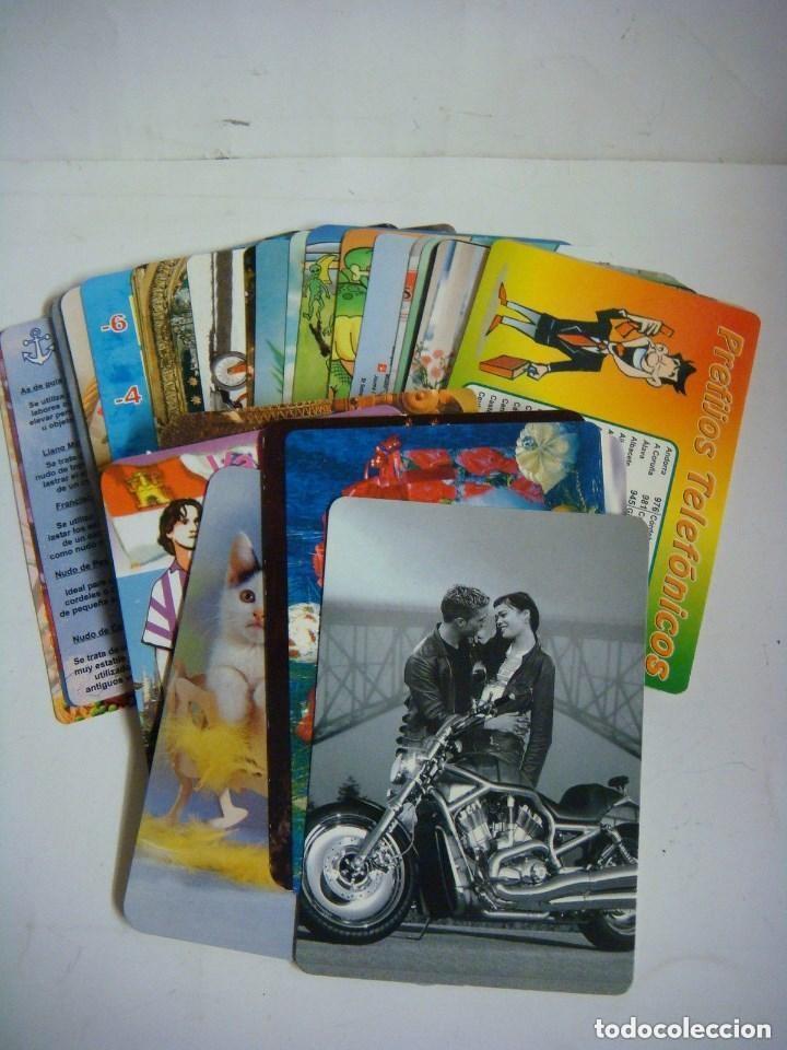 CALENDARIOS LOTE DE 33 CALENDARIOS VARIADOS- LOTE Nº-5 (Coleccionismo - Calendarios)