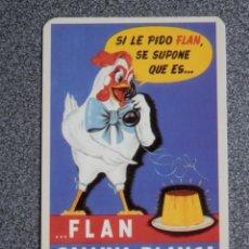 Coleccionismo Calendarios: CALENDARIO AÑO 2003 PUBLICIDAD CARTEL GALLINA BLANCA ANTIGUO. Lote 183861101