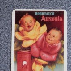 Coleccionismo Calendarios: CALENDARIO AÑO 2003 PUBLICIDAD BOROTALCO AUSONIA REPRODUCCIÓN CARTEL ANTIGUO. Lote 183863251