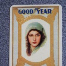 Coleccionismo Calendarios: CALENDARIO AÑO 2003 PUBLICIDAD GOOD YEAR REPRODUCCIÓN CARTEL ANTIGUO. Lote 183864290