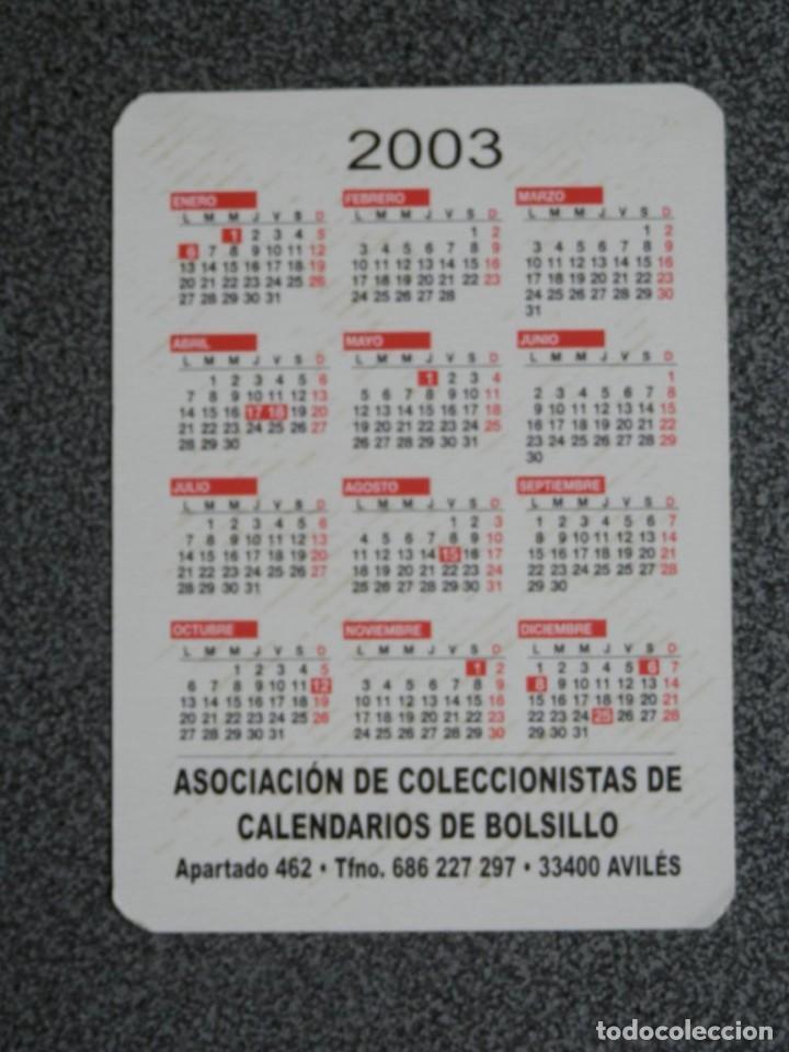 Coleccionismo Calendarios: CALENDARIO AÑO 2003 PUBLICIDAD MAQUINITA EXPRESS REPRODUCCIÓN CARTEL ANTIGUO - Foto 2 - 183864732