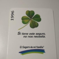 Coleccionismo Calendarios: CALENDARIO ALLIANZ 1996. Lote 184578515