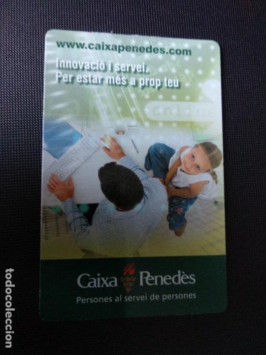 CALENDARIO 2009 CAIXA PENEDES (Coleccionismo - Calendarios)