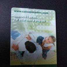 Coleccionismo Calendarios: CALENDARIO 2009 CAIXA PENEDES. Lote 184651661