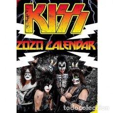 Coleccionismo Calendarios: CALENDARIO KISS - 2020. Lote 185751727