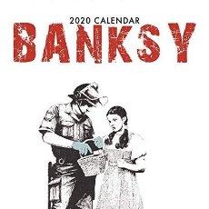 Coleccionismo Calendarios: CALENDARIO BANKSY - 2020. Lote 185950741