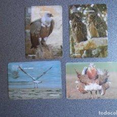 Coleccionismo Calendarios: LOTE 67 CALENDARIOS DIFERENTES TEMÁTICA ANIMALES AÑOS 1985-2008 VER TODOS. Lote 186077361