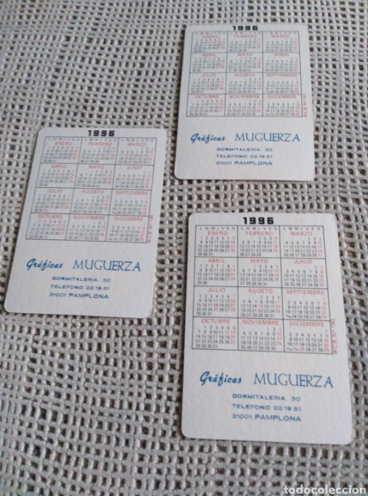Coleccionismo Calendarios: Gráficas Muguerza 1996 Pamplona - Foto 2 - 186316568